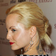 Mena Suvari Hair - French Twist