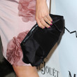 Mena Suvari Satin Clutch