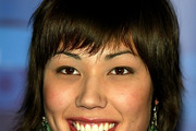 Michaela Conlin Short cut with bangs