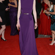 Michelle Dockery Evening Dress