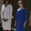 Michelle Obama Clothes - Skirt Suit