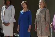 Michelle Obama Skirt Suit