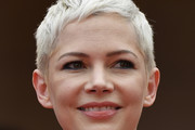 Michelle Williams Short Hairstyles