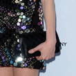 Michelle Williams Quilted Clutch
