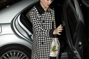 Michelle Williams Wool Coat
