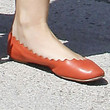 Miley Cyrus Shoes - Ballet Flats