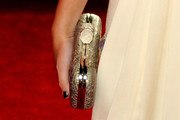 Miley Cyrus Hard Case Clutch