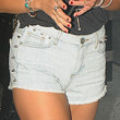 Miley Cyrus Clothes - Jean Shorts