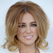 Miley Cyrus Medium Layered Cut