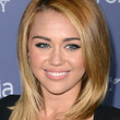 Miley Cyrus Medium Straight Cut