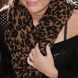 Miley Cyrus Accessories - Patterned Scarf