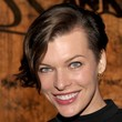 Milla Jovovich Hair - Short Wavy Cut