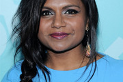 Mindy Kaling Loose Braid