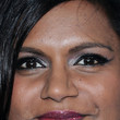 Mindy Kaling Metallic Eyeshadow