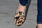 Miranda Kerr Smoking Slippers