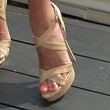 Miranda Kerr Shoes - Strappy Sandals
