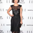 Morena Baccarin Little Black Dress