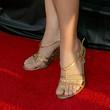 Morena Baccarin Shoes - Strappy Sandals