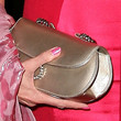Morgan Fairchild Handbags - Metallic Clutch