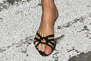 Nancy Shevell Slide Sandals