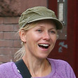 Naomi Watts Hats - Military Cap