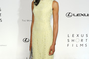 Naomie Harris Cocktail Dress