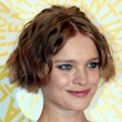 Natalia Vodianova Hair - Finger Wave