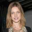 Natalia Vodianova Hair - Medium Straight Cut