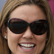 Natalie Coughlin Oval Sunglasses