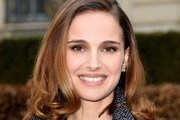 Natalie Portman Shoulder Length Hairstyles