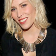 Natasha Bedingfield Gold Statement Necklace