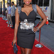 Naturi Naughton Cocktail Dress