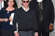 Tom Cruise V-neck Sweater