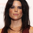 Neve Campbell Long Straight Cut