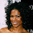 Nia Long Short Curls