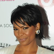 Nia Long Short Straight Cut