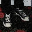 Nick Jonas Shoes - Canvas Shoes