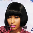 Nicki Minaj Hair - Bob