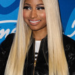Nicki Minaj Hair - Long Straight Cut