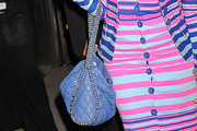 Nicki Minaj Quilted Leather Bag