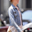 Nicole Kidman Clothes - Denim Jacket