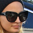 Nicole Richie Sunglasses - Cateye Sunglasses