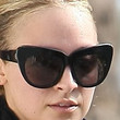 Nicole Richie Cateye Sunglasses
