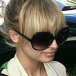 Nicole Richie Sunglasses - Oversized Sunglasses
