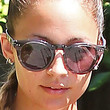 Nicole Richie Sunglasses - Round Sunglasses