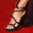 Nicole Scherzinger Shoes - Strappy Sandals