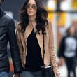 Nicole Trunfio Motorcycle Jacket
