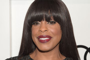 Niecy Nash Long Hairstyles
