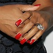 Niecy Nash Red Nail Polish