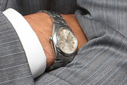 Nigel Barker Sterling Quartz Watch